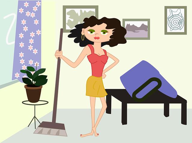 ズボラ主婦の掃除